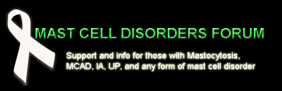 MCD - Mast Cell Disorders